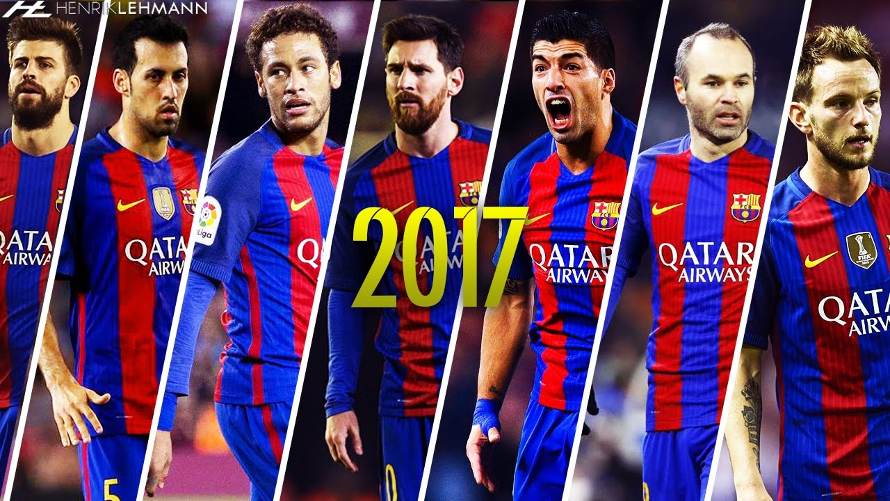 Fc Barcelona Ultimate Skills Show 2017 Hd Youtube
