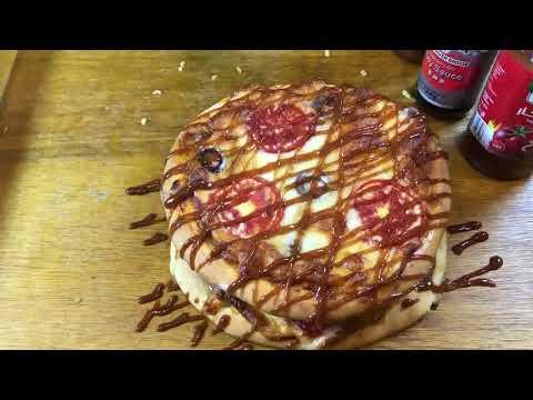 صورة  طريقة عمل البيتزا البيتزا  البرجر🔥🔥🔥وصلت بأسهل طريقه ممكنه وفي وقت قليل خاااالص🍕🍕🍕مع الشيف محمد حامد| طريقة عمل البيتزا من يوتيوب
