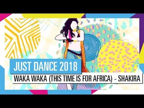 Waka Waka Shakira Just Dance 2018 Official Hd Youtube