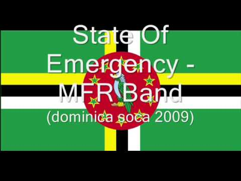 State Of Emergency - MFR Band (Dominica Bouyon 2009)
