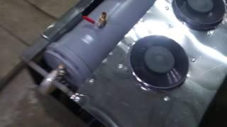 водородная установка для отопления Харьков март 2017
