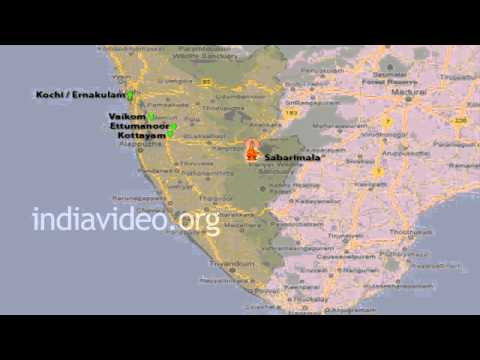 Tamil Version: How to reach Sabarimala by train?