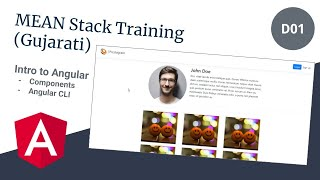 MEAN Stack Corporate Training …