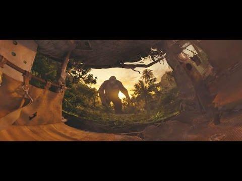 映画『キングコング:髑髏島の巨神』VR映像【HD】2017年3月25日公開