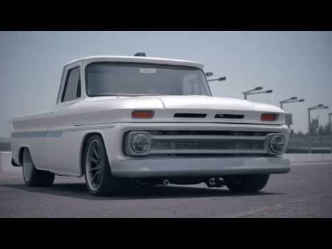 James Otto's '66 Chevy C10 Pickup Truck on Forgeline RB3C Wheels