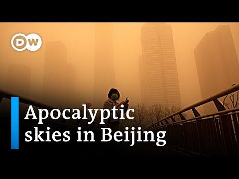 Beijing: Worst sandstorm in a decade   DW News