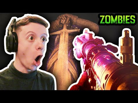 FINAL REICH EASTER EGG FIRST ATTEMPT - IT'S FINALLY HERE!! (WW2 ZOMBIES EASTER EGG FIRST TRY)
