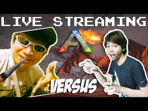ARK SCORCHED EARTH SURVIVAL LIVE STREAMING