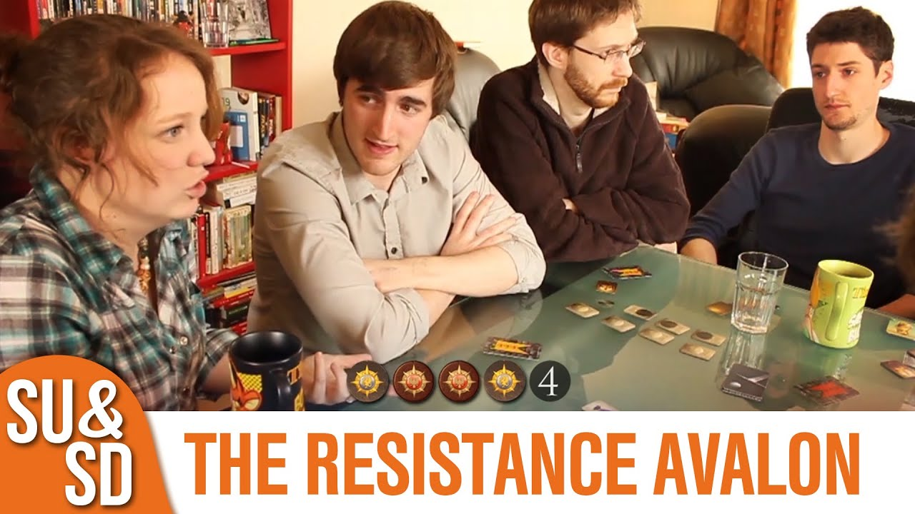 SU&SD Play The Resistance: Avalon