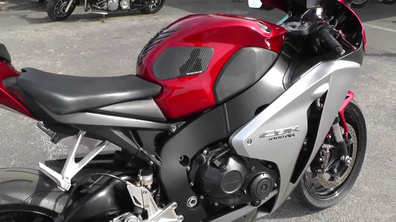 2008 Honda Cbr1000Rr >> 007216 2008 Honda Cbr1000rr Used Motorcycle For Sale