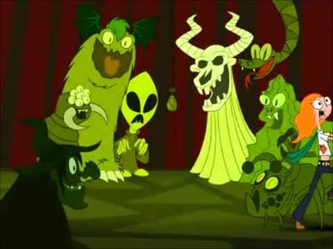 Phineas and ferb halloween full episode