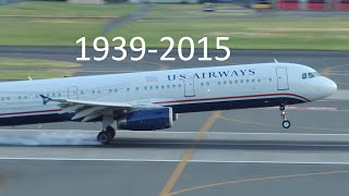 A final goodbye to US Airways