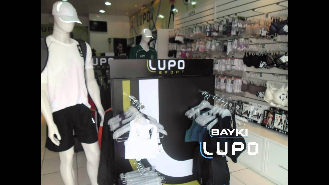 7d7e33418 Loja Lupo - YouTube