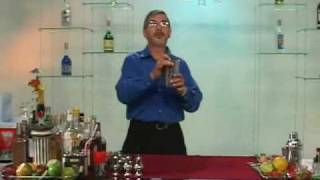 Coctel Dry Martini
