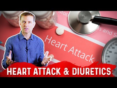 Do Diuretics (water Pills) Now Cause Heart Attacks?