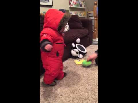 Walking in the Snowsuit