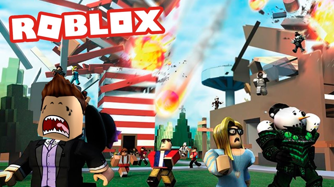 how to make a disaster game on roblox