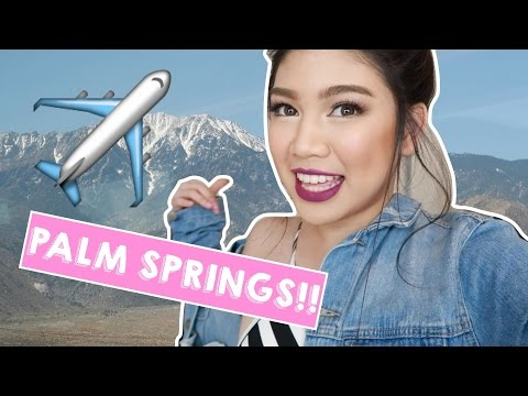 From Manila to Palm Springs for Coachella! | Janina Vela