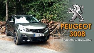 Peugeot 3008 Test Sürüşü - Özellikleri - İncelemesi