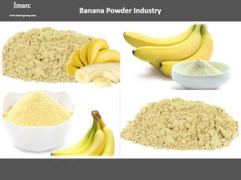 Banana Powder Market : Industry Analysis, Growth & Manufacturing Plant Report