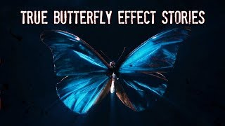 9 More Creepy TRUE Butterfly Effect Stories from Reddit