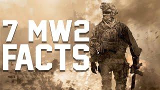 7 Facts About Modern Warfare 2