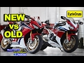 New Vs Older Motorcycles, New THAT Much Better? | MotoVlog