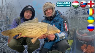 Coldwater Feeder Fishing for Carp part 23.  - The carps of January