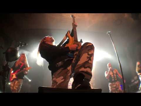 Sabaton Live @ Palace Theatre in Calgary, Canada