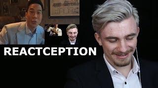 Magician REACTS to Ryan Hayashi Reacts To Magician Reacting To Ryan Hayashi