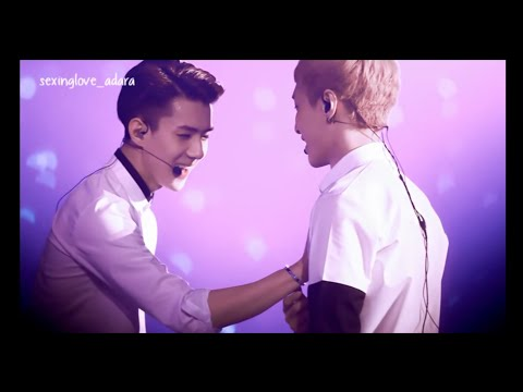 SeXing - HunLay Love -  Sehun & Lay EXO ♥