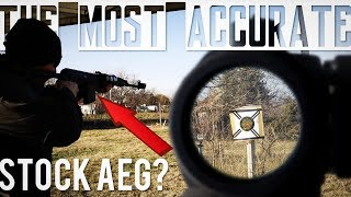 KING ARMS SVD DRAGUNOV REVIEW | SHOOTING TEST [ENG SUB]
