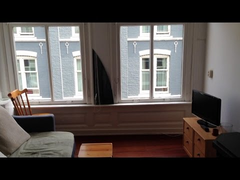 Amsterdam Apartment Tour