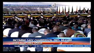 34th Summit of SADC Head of State and Government Part 2