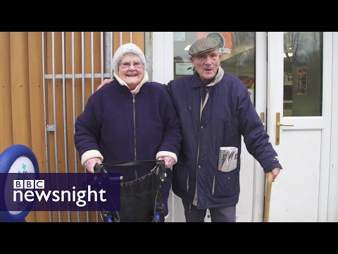 The people who will decide the Stoke by-election result - BBC Newsnight