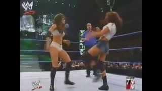 Dawn Marie vs. Nidia *RARE MATCH* 3-8-03