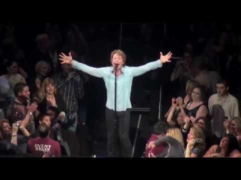"""Bon Jovi - """" Hallelujah """" (Live)"""