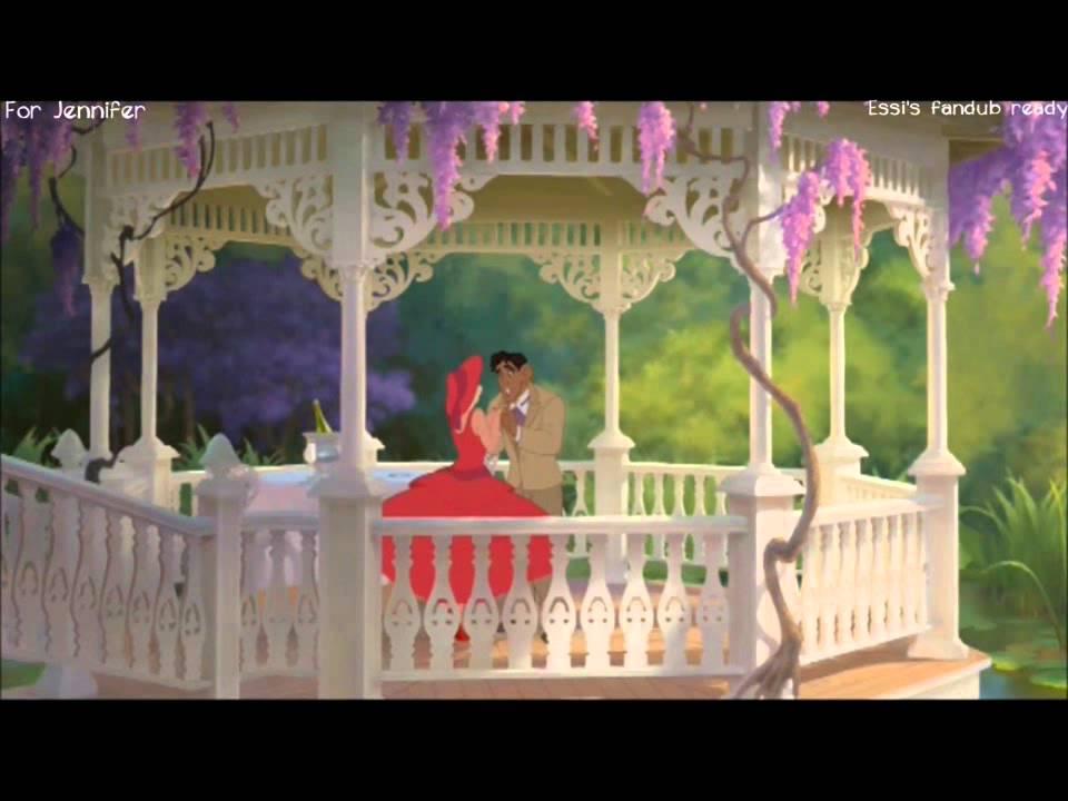 Princess and the Frog-Mardi Gras Wedding Charlotte Fandub - YouTube