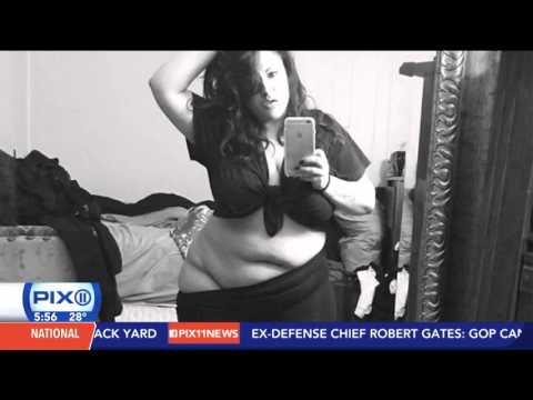 Reality star Mar Ortiz sparks heated debate online over 'lovehandle' selfie