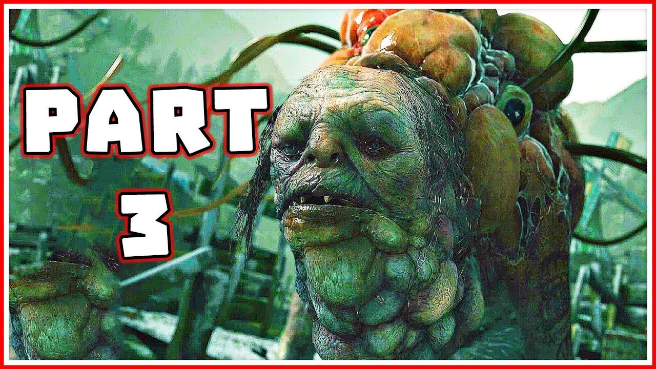 RESIDENT EVIL 8 VILLAGE Gameplay Walkthrough Part 3 - The Lords!