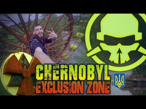 Chernobyl Exclusion Zone FPV