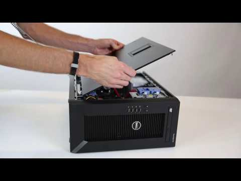 Dell PowerEdge T30: Express Service Tag - YouTube