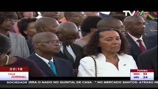 Presidente da República: Parceiros internacionais reiteram apoio a Moçambique em todos domínios