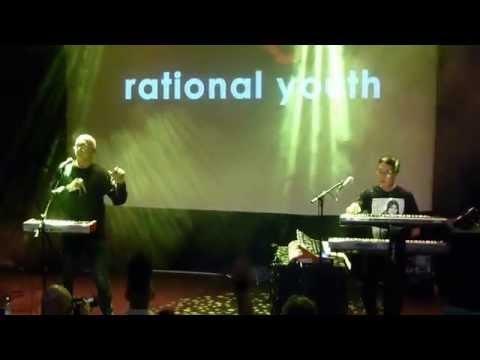 Rational Youth - Malmö 30/4-2014 part 1