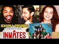 TVF INMATES | S01E02 | Reaction w/ Chuck & Olena!