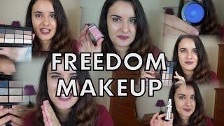 Video Maquillaje LowCost: Freedom Makeup || Jen Maquillaje download MP3, 3GP, MP4, WEBM, AVI, FLV April 2018