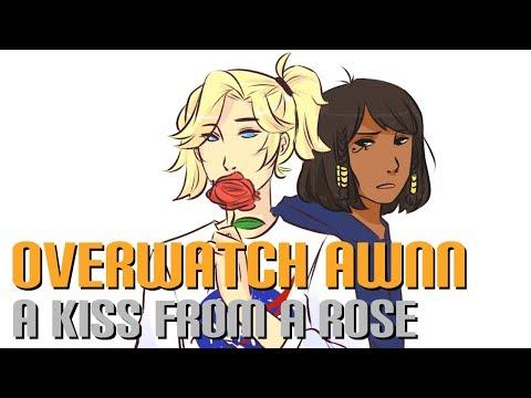 Overwatch AWNN  A Kiss From a Rose