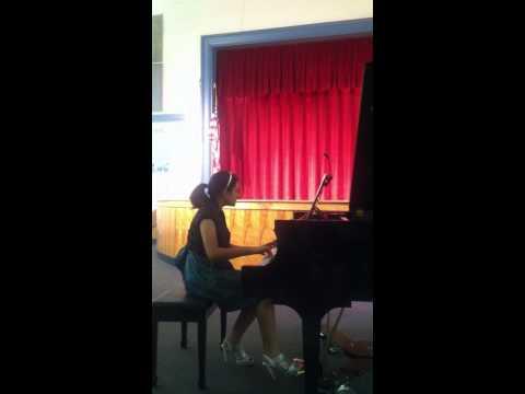 Sheeva Piano Recital at Franklin Avenue Middle School