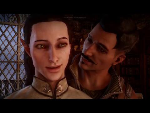Сцены секса в dragon age inquisition