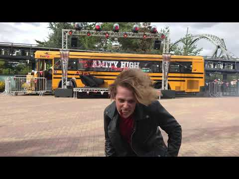 Thorpe park 2019 Amity High school 59